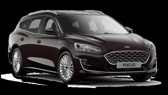 Billig privatleasing af Ford Focus 1,5 EcoBlue 120HK Titanium SW | GoMore