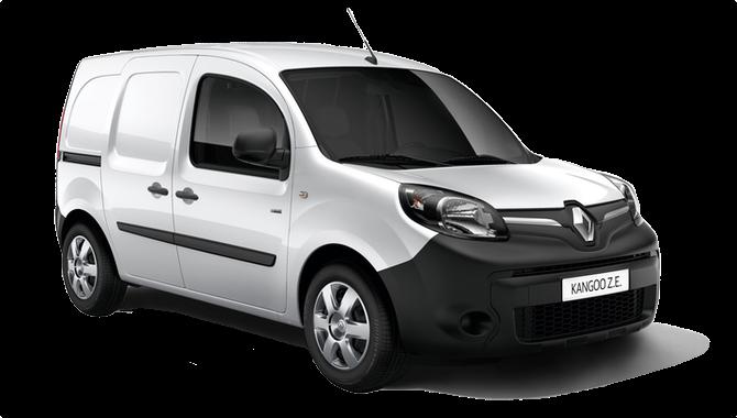 Billig privatleasing af Renault Kangoo Z.E. 33 kWh | GoMore