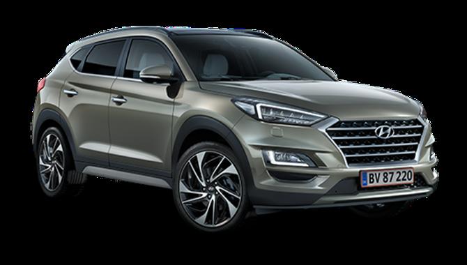 Billig privatleasing af Hyundai Tucson 1.6 CRDi 136hk DCT Auto Trend | GoMore