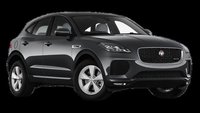 Billig privatleasing af Jaguar E-Pace 2.0i 200HK Business Automatgear | GoMore