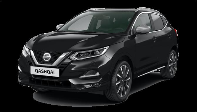 Billig privatleasing af Nissan Qashqai 1.3 DIG-T 160 DCT Tekna+ 2WD | GoMore