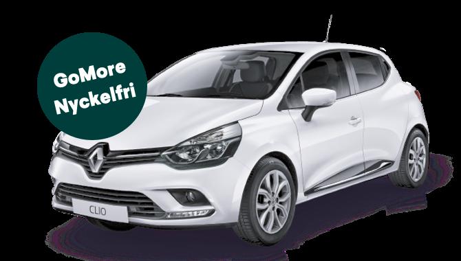Prisvärd privatleasing från Renault Clio 0,9 Zen Energy | GoMore
