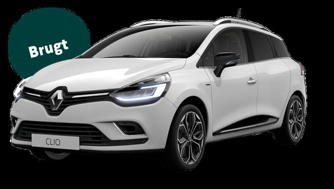 Billig privatleasing af Renault Clio Sport Tourer TCE 90 HK | GoMore