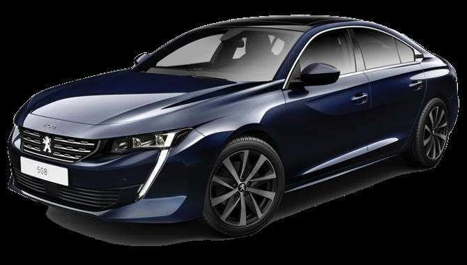 Billig privatleasing af Peugeot 508 Allure Pack BlueHDi 130 EAT8  | GoMore
