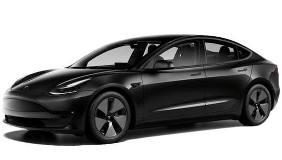 Tesla Model 3 Standard RangePlus Rwd